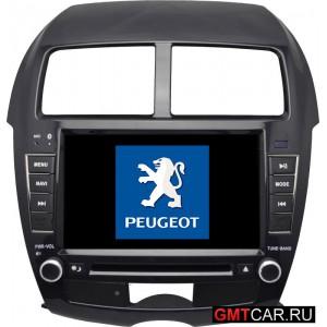ШГУ Peugeot 4008 (2010-2011)