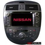 ШГУ Nissan New Tiida (2011)