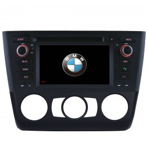 ШГУ BMW Manual air-conditioner+Heated seat/E81 1 Series (2004-2012)Door Hatchback/E82 1 Series (2004-2012)Coupe/E88 1 Series (2004-2012)Convertibl