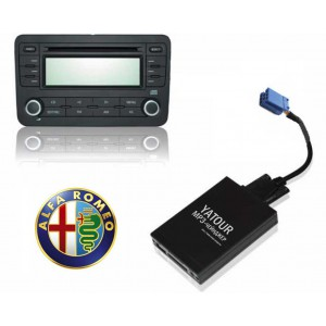 Авто MP3 проигрыватель Yatour-Russia для автомобилей Alfa-Romeo