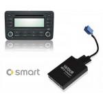 Авто MP3 проигрыватель Yatour-Russia для автомобилей Smart