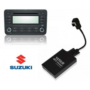 Авто MP3 проигрыватель Yatour-Russia для автомобилей Suzuki (Ce-Net)