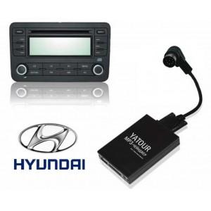 Авто MP3 проигрыватель Yatour-Russia для автомобилей Hyundai