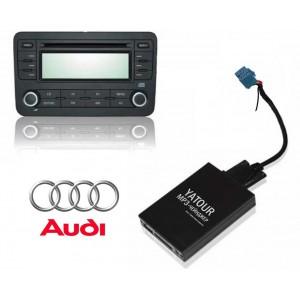 Авто MP3 проигрыватель Yatour-Russia для автомобилей Audi (ISO-MINI-8)