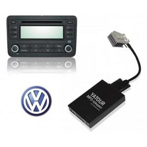 Авто MP3 проигрыватель Yatour-Russia для автомобилей Volkswagen (Quadlock)