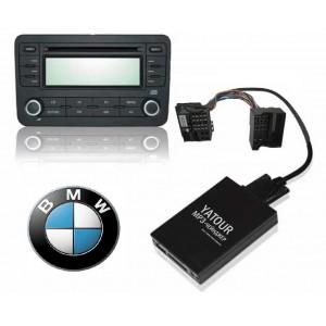 Авто MP3 проигрыватель Yatour-Russia для автомобилей BMW / Mini (ISO-MINI-12)