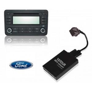 Авто MP3 проигрыватель Yatour-Russia для автомобилей Ford (6x6 pin)