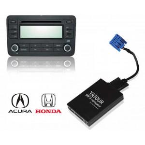 Авто MP3 проигрыватель Yatour-Russia для автомобилей Honda