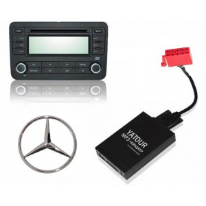 Авто MP3 проигрыватель Yatour-Russia для автомобилей Mercedes-Benz