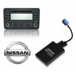 Авто MP3 проигрыватель Yatour-Russia для автомобилей Nissan / Infiniti (ISO-8)