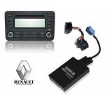 Авто MP3 проигрыватель Yatour-Russia для автомобилей Renault (Quadlock)