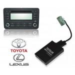 Авто MP3 проигрыватель Yatour-Russia для автомобилей Toyota/Lexus (ISO 5x7)