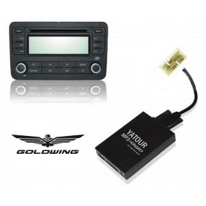 Авто MP3 проигрыватель Yatour-Russia для мотоциклов Goldwing