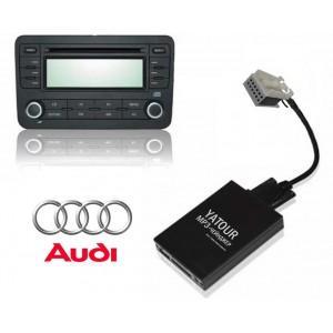 Авто MP3 проигрыватель Yatour-Russia для автомобилей Audi (Quadlock)