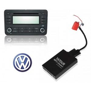 Авто MP3 проигрыватель Yatour-Russia для автомобилей Volkswagen (ISO-10)