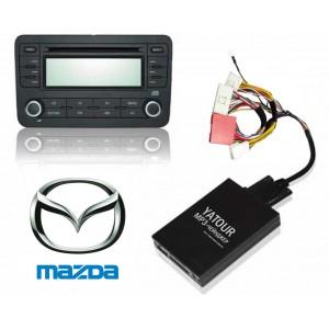 Авто MP3 проигрыватель Yatour-Russia для автомобилей Mazda (NEW)