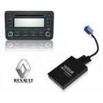 Авто MP3 проигрыватель Yatour-Russia для автомобилей Renault (ISO-MINI-8)