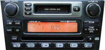 Lexus 13901 - IS200
