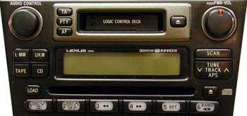 Lexus 13902 - IS200