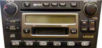 Lexus 16819 - IS200