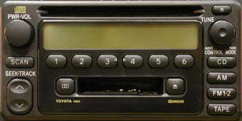 Toyota 17809 - Celica, Highlander, Camry