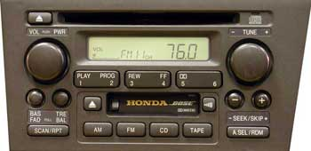 Honda 2MB0 - Saber