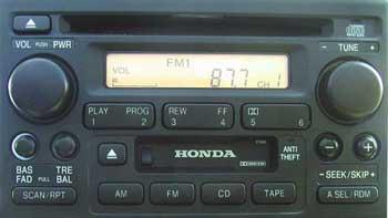 Honda /Acura 2TM0-2