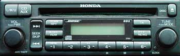 Honda 2YA1