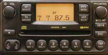 Toyota 58806 - RAV4