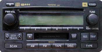 Toyota A56829 - Sequoia I