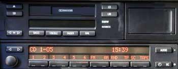 BMW Business (BP8266) - 7er (E32)