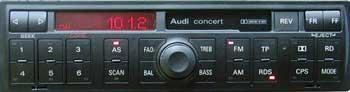Audi Concert Plus