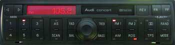 Audi Concert Plus US