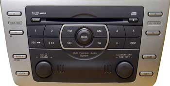 Mazda GS1F669RXA