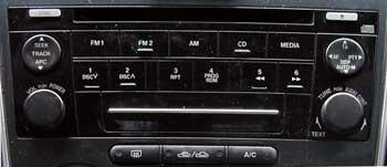 Mazda MAZDA6-1CD