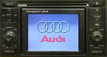 Audi Navigation Plus II