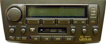 Lexus P3902 - LSIII (430)