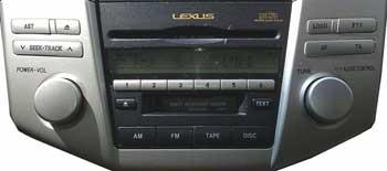 Lexus P3919