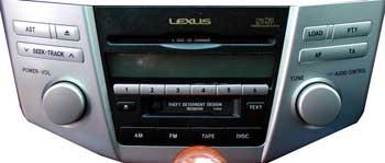 Lexus P3941