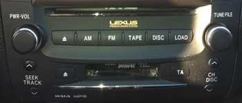 Lexus P3953