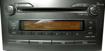 Toyota W13805