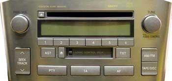 Toyota W53900, W53901 - Avensis