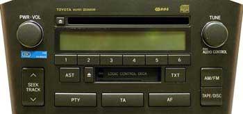 Toyota W53904, W53905 - Avensis