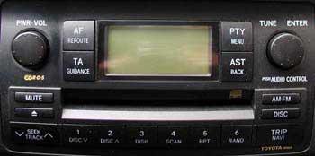 Toyota W58814 - Corolla